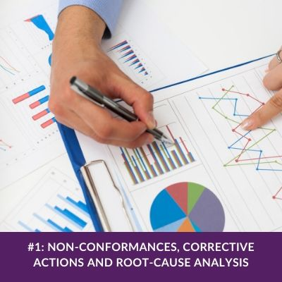 Non-conformances, Corrective Actions & Root-Cause Analysis - Online Training