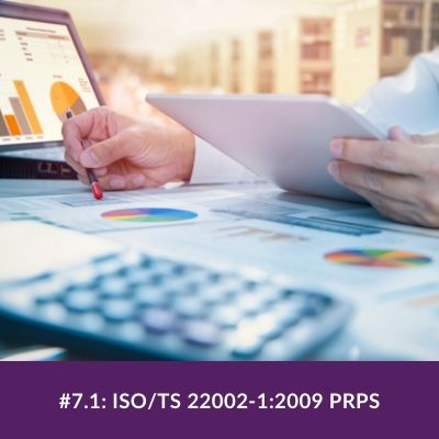 ISO/TS 22002-1:2009 PRPS - Online Training